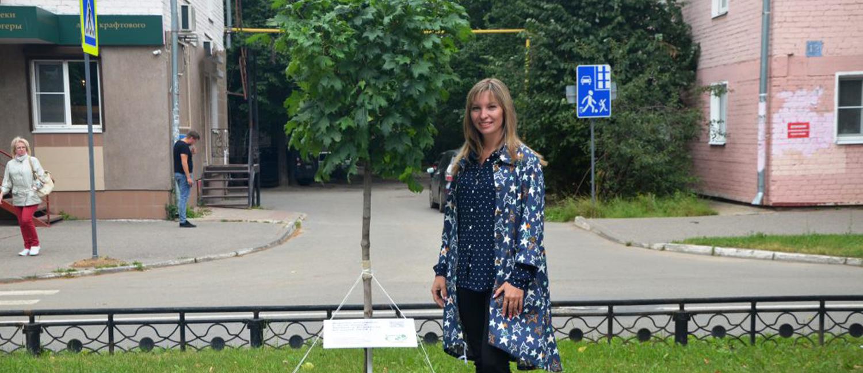 Валентина Смышляева ландшафтный дизайнер